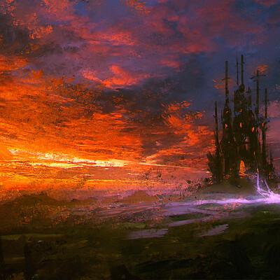 Benedick bana castle dusk final lores