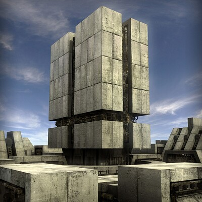 Yann souetre rshtv 810 concrete silent civilization