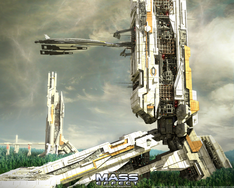 Mass Effect tribute versions