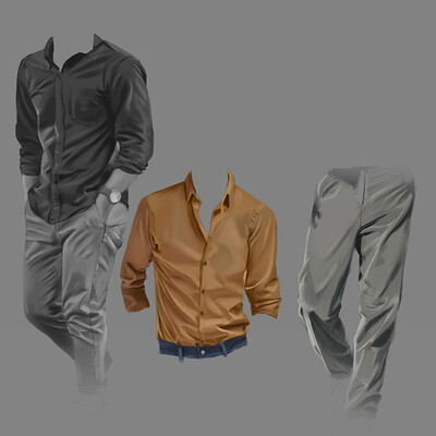 Mj venegas spadafora cloth studies set1