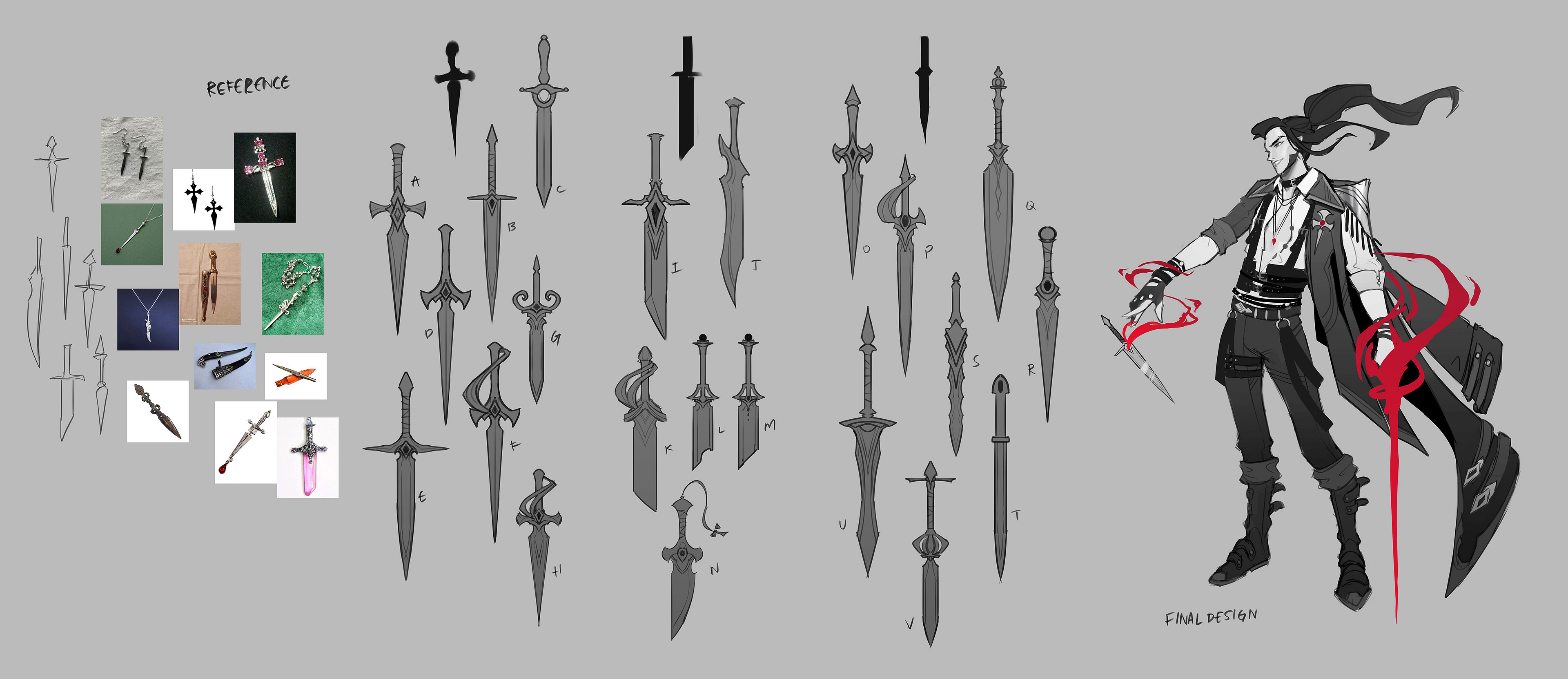 Viktor Dagger Exploration