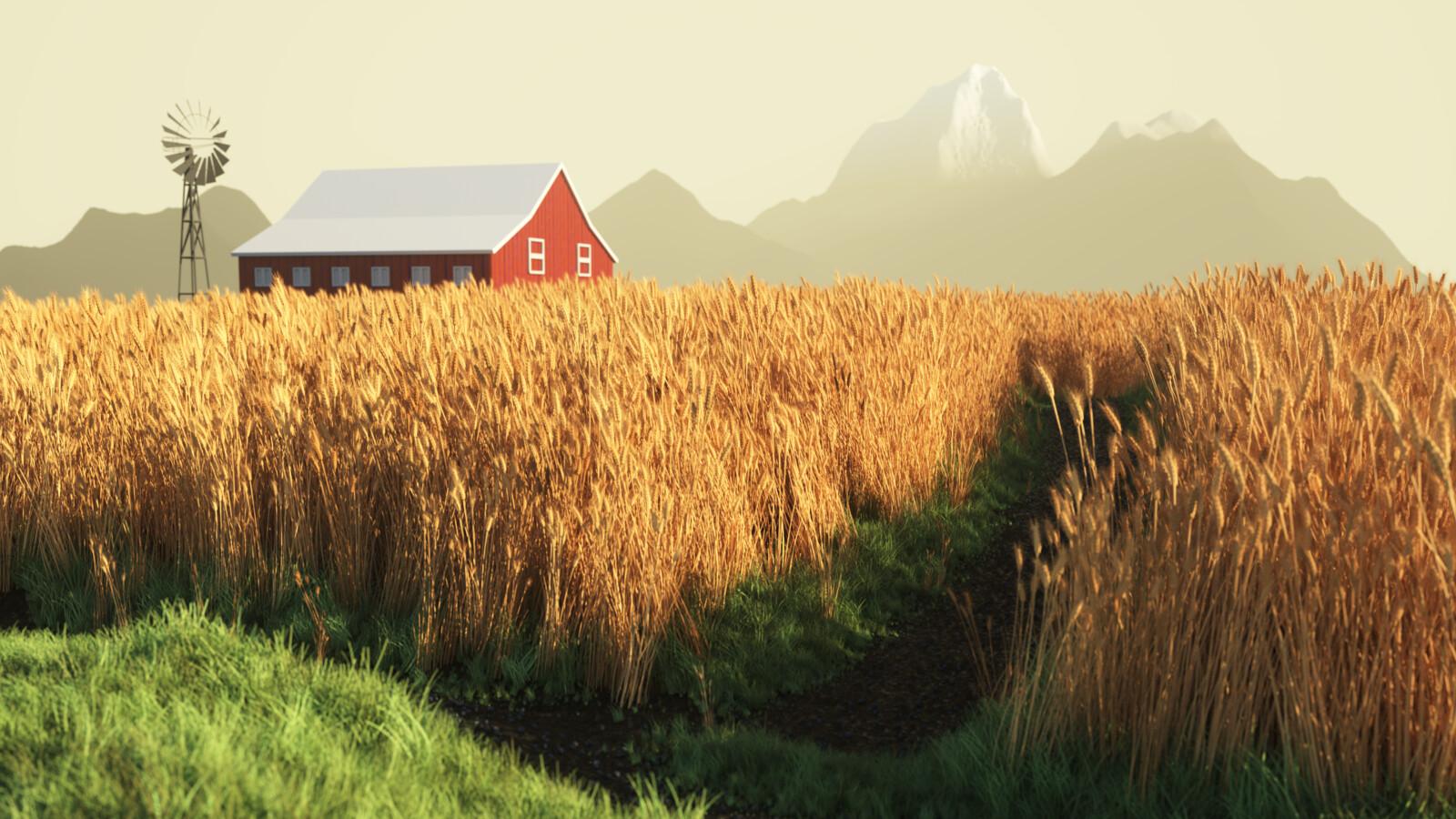Mardini 2021 Daily Challenge - Rural