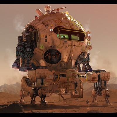 Brx wright distantyield lander 01low