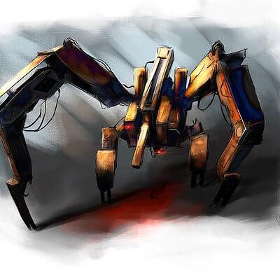 Roxane lapa robot1