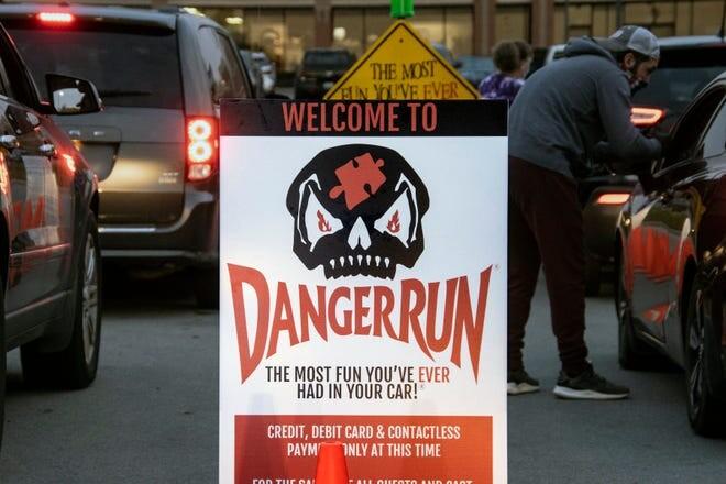 Louisville's Danger Run AR App