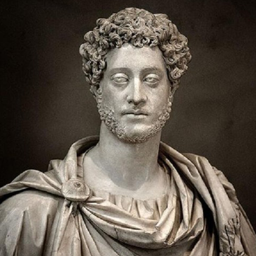 Commodus real bust