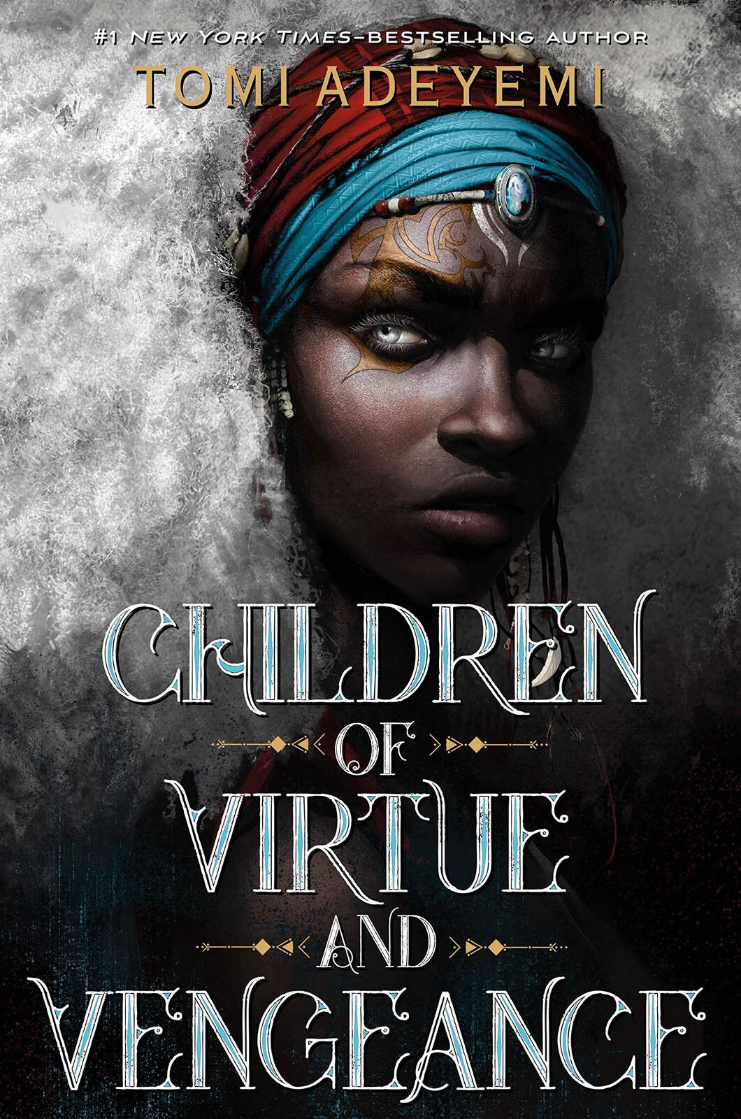 Cover Art - Children of Virtue and Vengeance by Tomi Ademeyi
