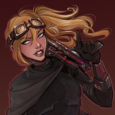 Quartervirus bounty huntress da