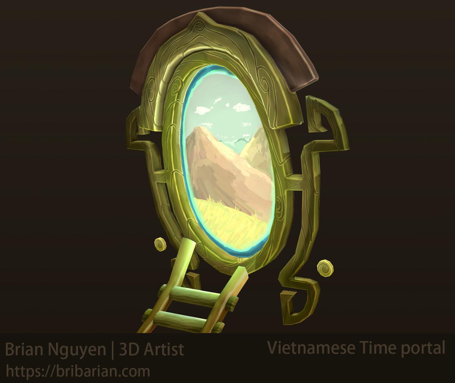 Vietnamese time portal