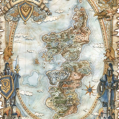 Francesca baerald fbaerald easternkingdoms map
