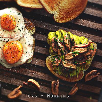 Ravissen carpenen toasty morning low