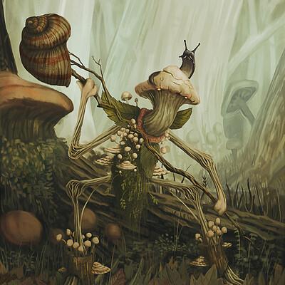 Jonathan gebel mushroom warrior gebel jonathan