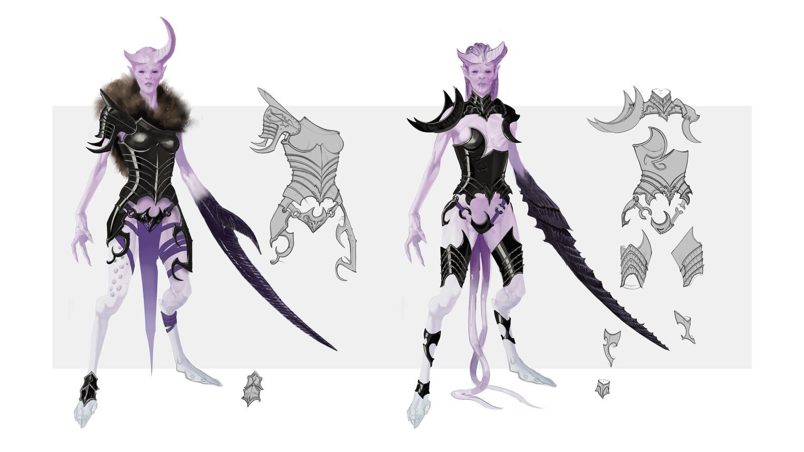 Daemonette  Concept
