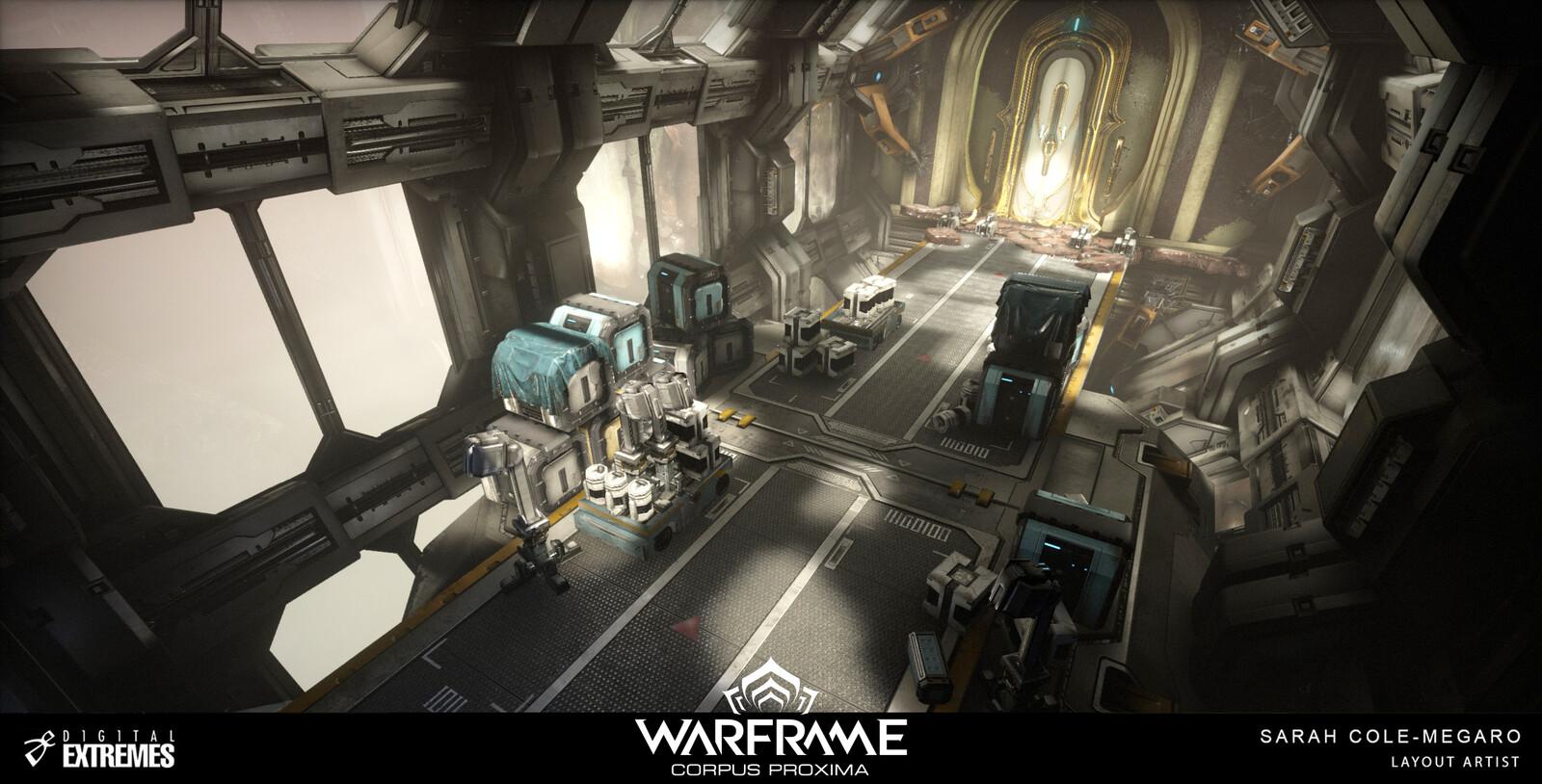 Warframe: Corpus Proxima Update - Derelict Orokin Shield Node