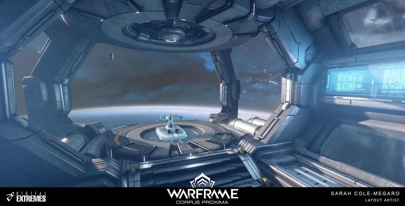 Warframe: Corpus Proxima Update - Corpus Crew Ships