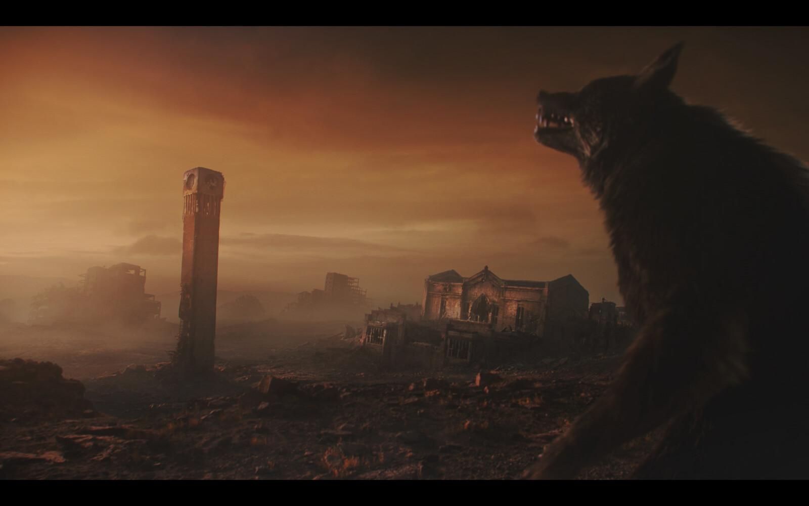 shot comped by Barnstorm VFX