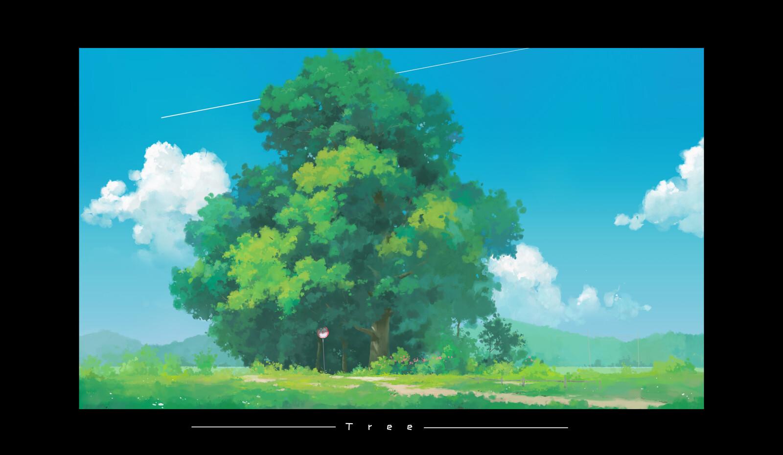 Yokey liu tree