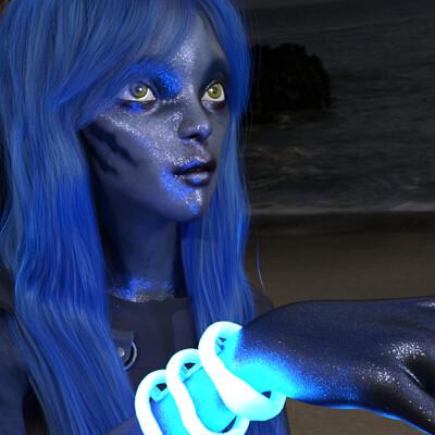Monigarr blue lira activeviewport3