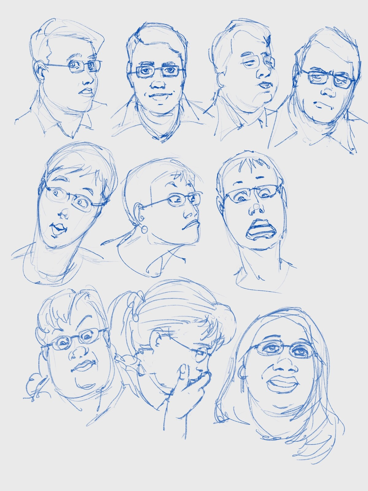 More expressions