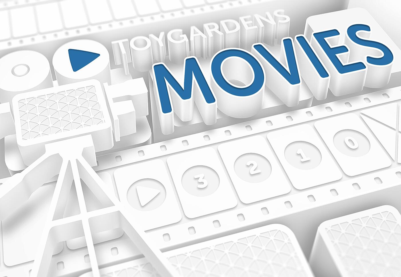 Toygardens Movies
