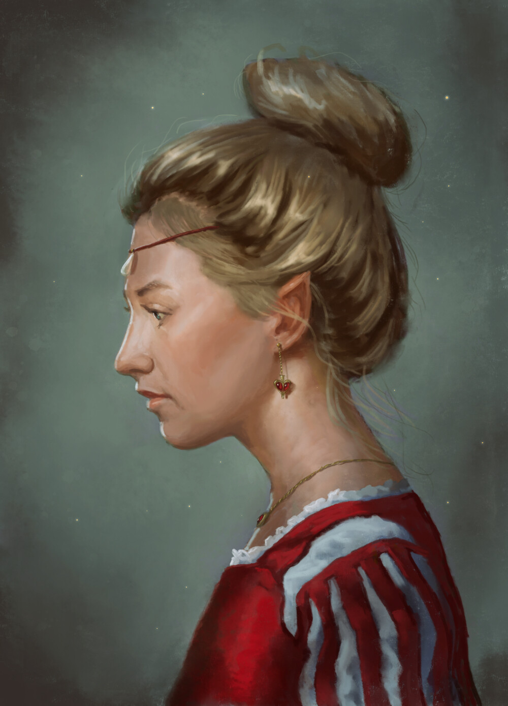 Elf Portrait