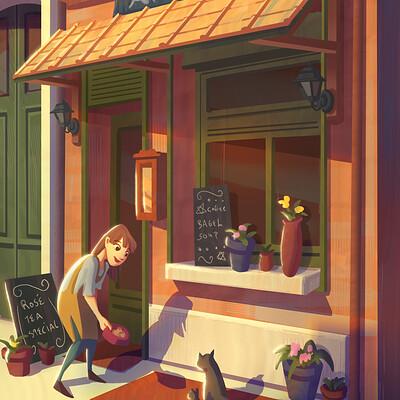 Winnie m cafe2