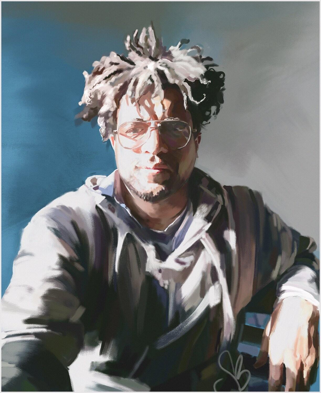 Actio Portrait