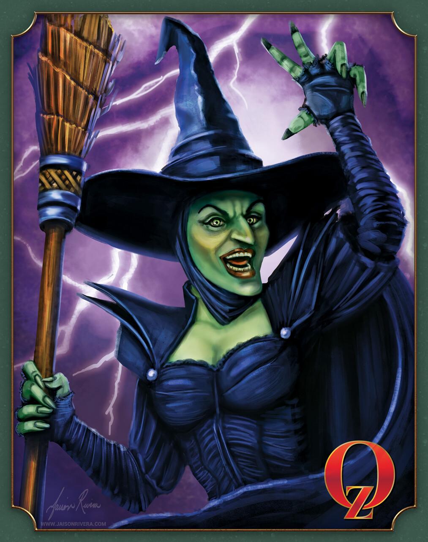 Oz: Wicked Witch