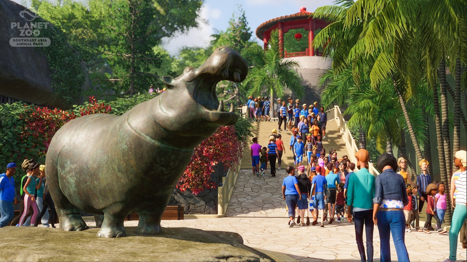 Frontier Developments Screenshots (Planet Zoo, Jurassic World Evolution)