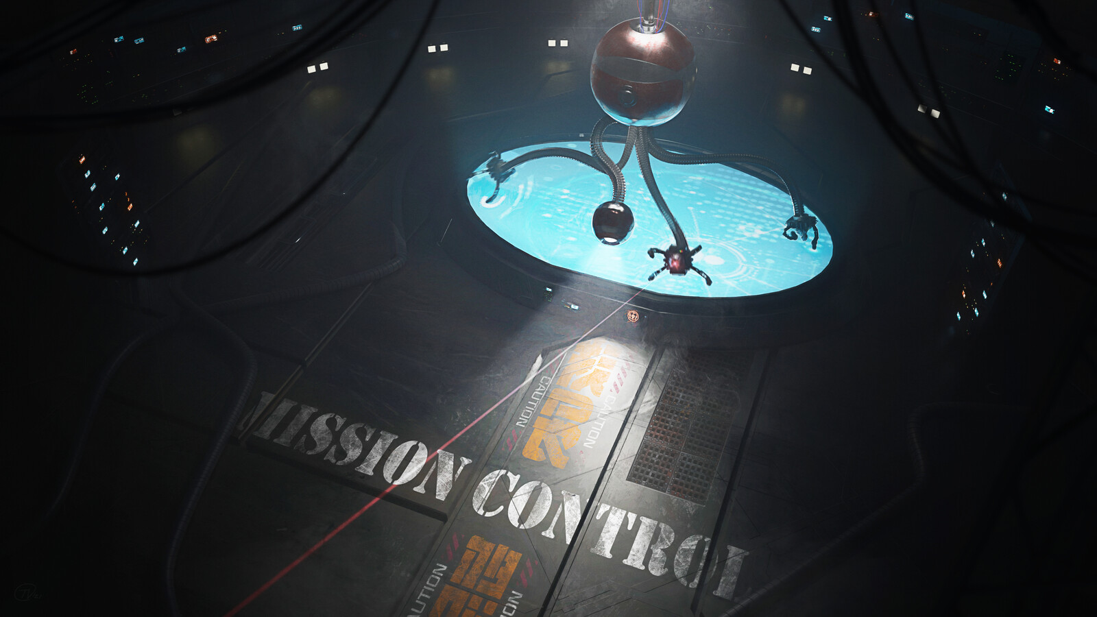 Reborn in Power - Mission Control