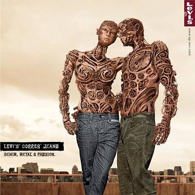 Meats meier copper couple 1