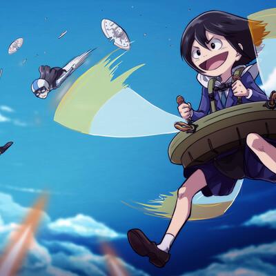 Charly animestation eizouken final 2