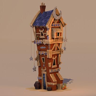Sundos alriffi moon house 012