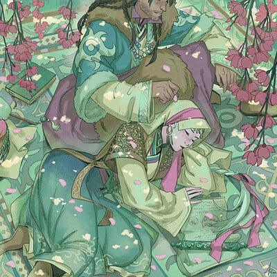 Ann maulina mar2021 wallpaper 1280x720
