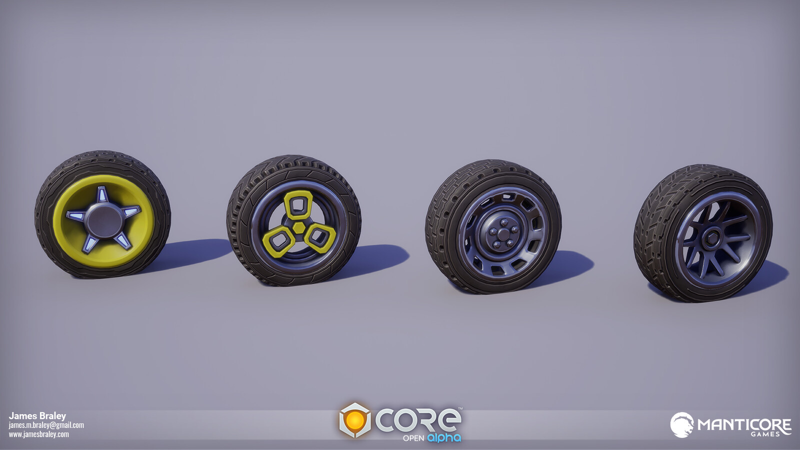 Urban Car/Truck Tires