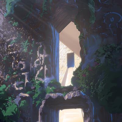 Filippo baracchi skmu golden stairs 02