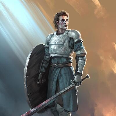 Eben schumacher p knight guy