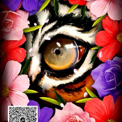 Ali alola ali 3alola tiger eye blossom 2021