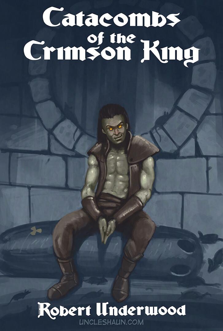 Crimson King Book Cover