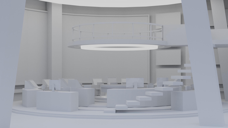 Control Room - 3d base