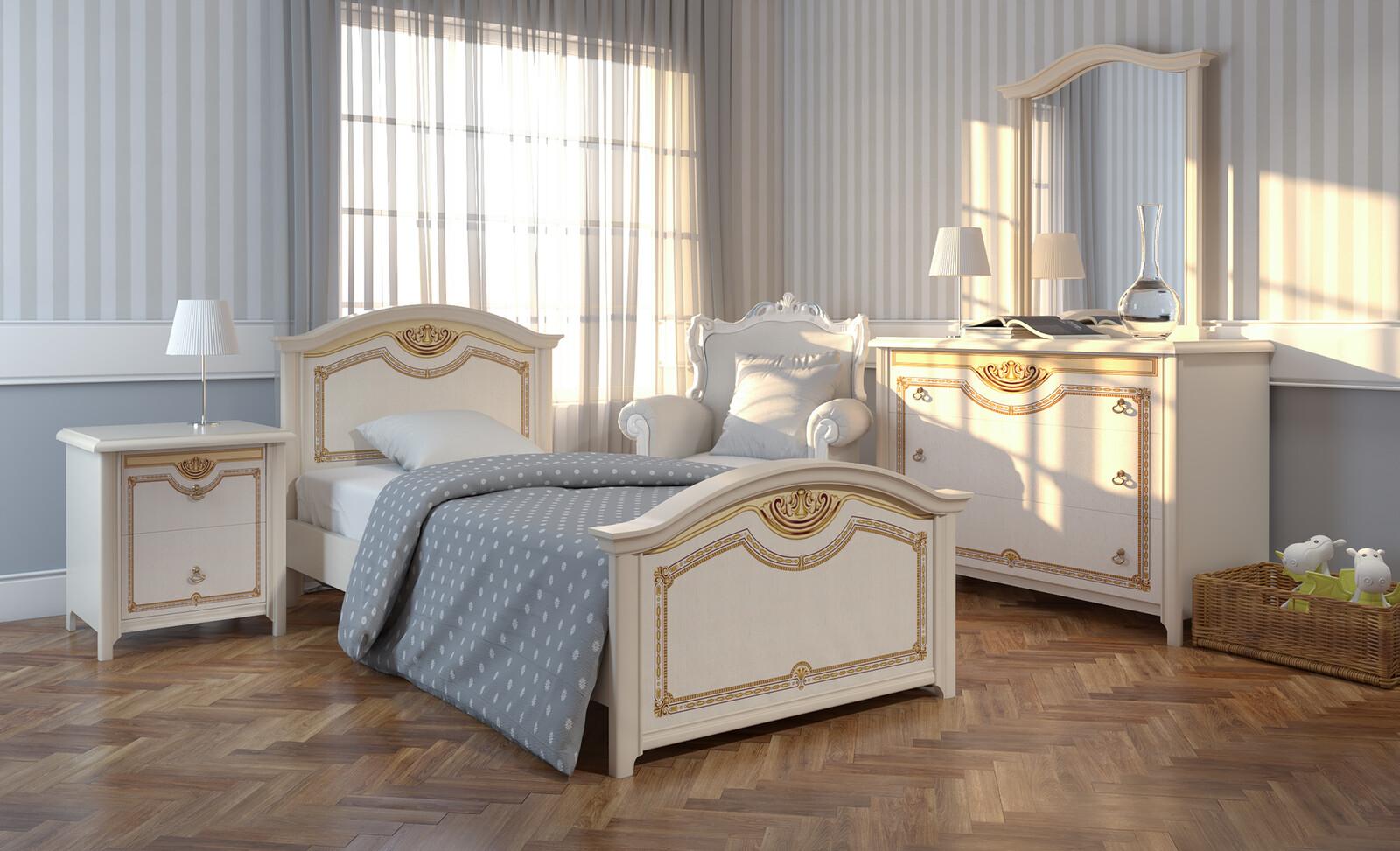 Daytime Bedroom