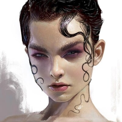 Noveland sayson portrait