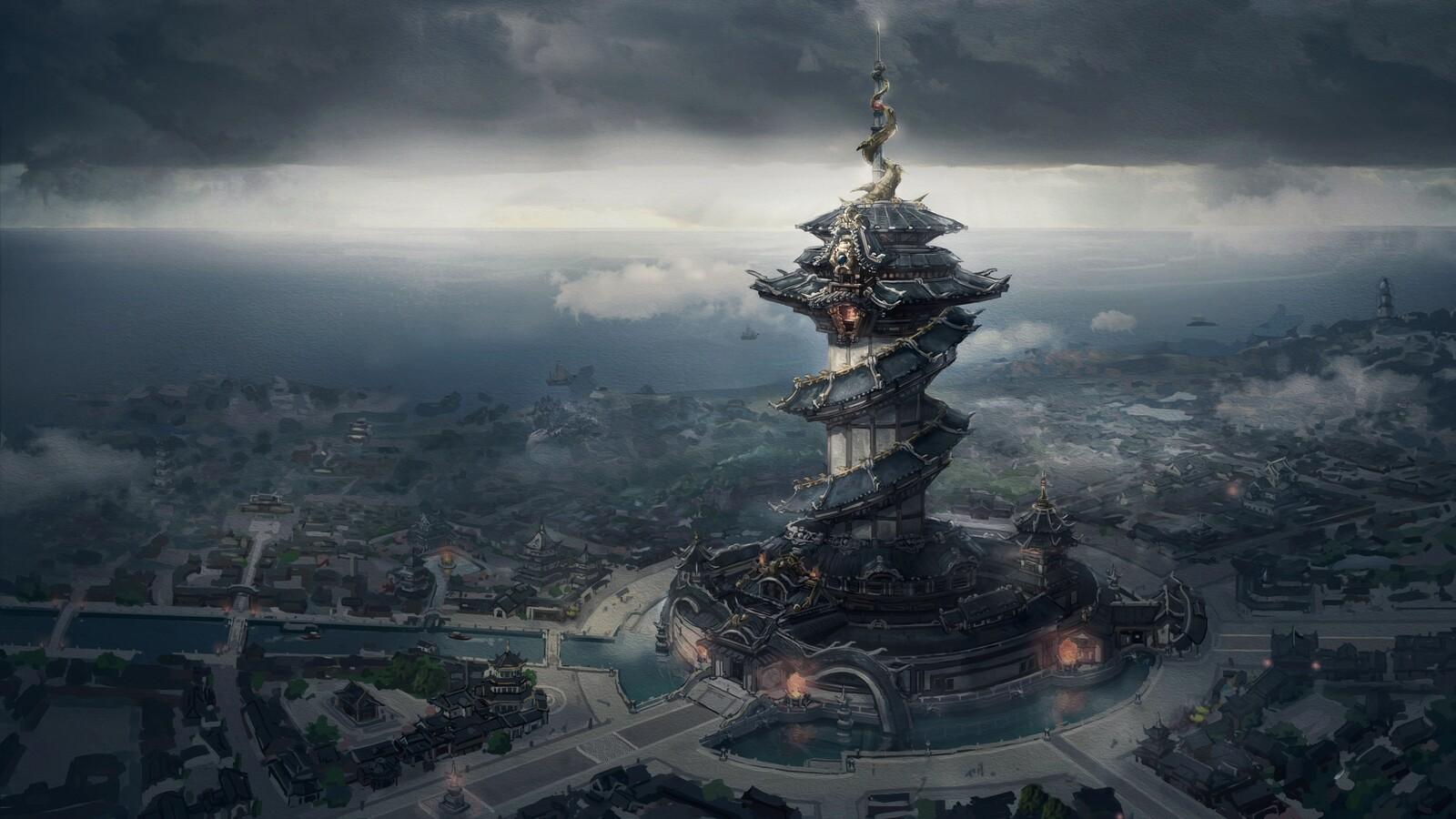 Ancient China Fantacy