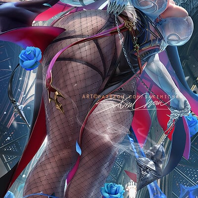 Sakimi chan rosaria 02