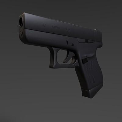 Hannah martinez gun1