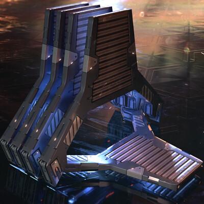 Space sauce platform