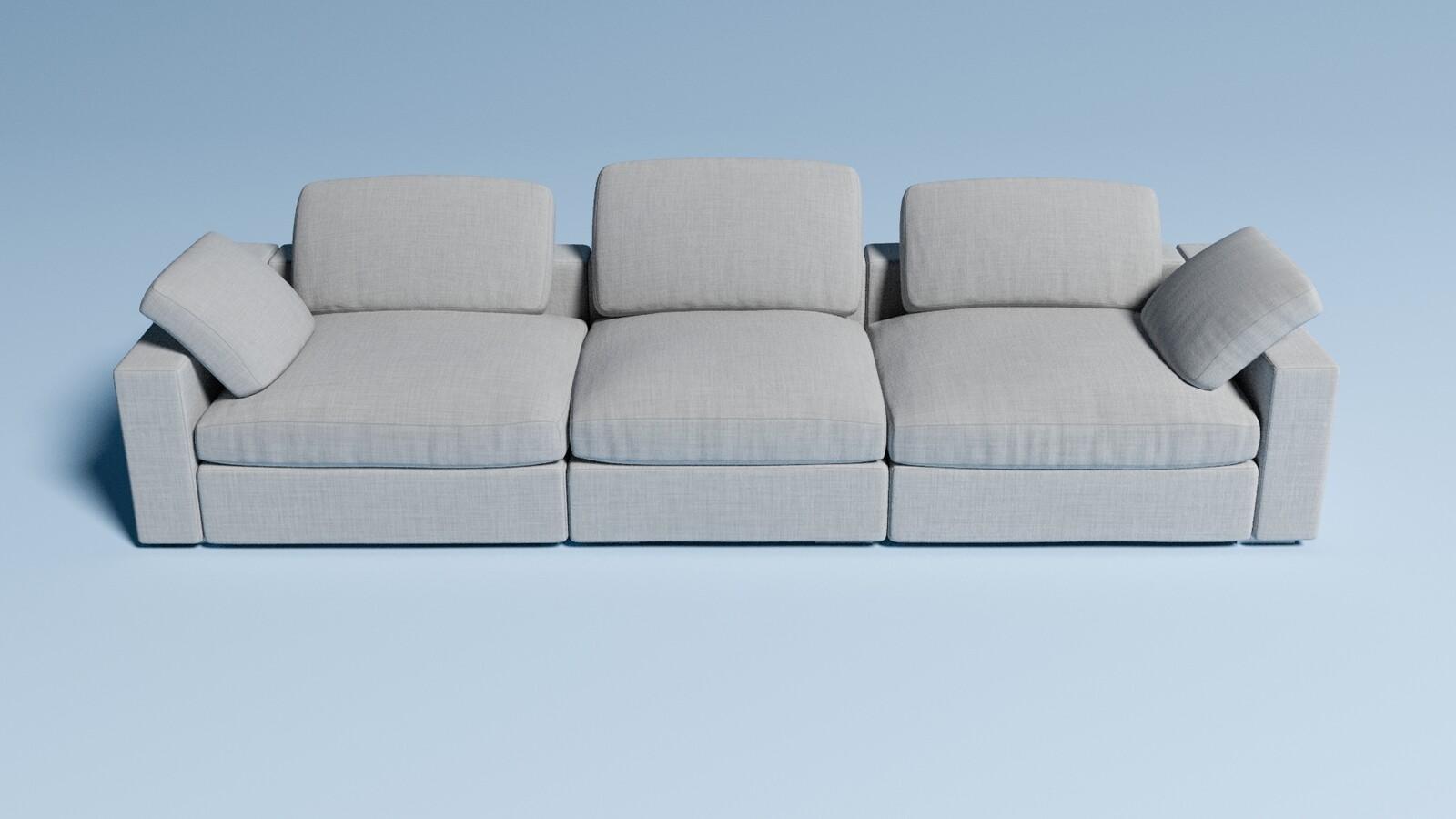 Long Island Sofa 1