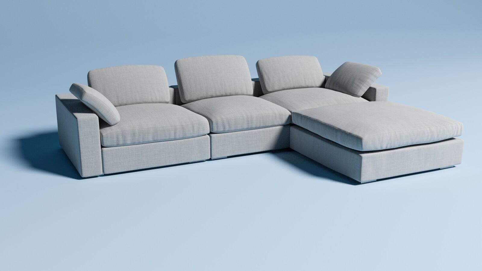 Long Island Sofa 2