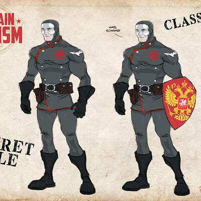Thorny devil captainfascism secretfile
