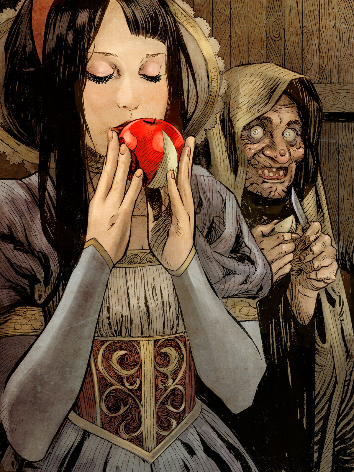 Biting the Apple